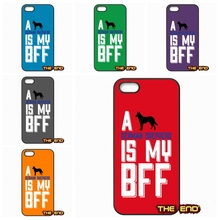 LG G2 G3 G4 G5 Mini G3S L70 L90 K10 Google Nexus 4 5 6 6P 5X GERMAN SHEPHERD BFF Fashion Cell Phone Cases Covers - The End Store store
