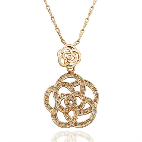 Fashion jewelry can mix order fashion jewelry 18k solid gold filled