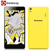"Original Lenovo K3 Note K50-T5 Mobile Phone 4G LTE Android 5.0 Lollipop MTK6752 Octa Core Dual SIM 5.5"" FHD 2G RAM 13MP Camera(Hong Kong)"