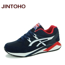 JINTOHO Fashion high quality mens trainers luxury brand men shoes casual designer male shoes zapatillas hombre