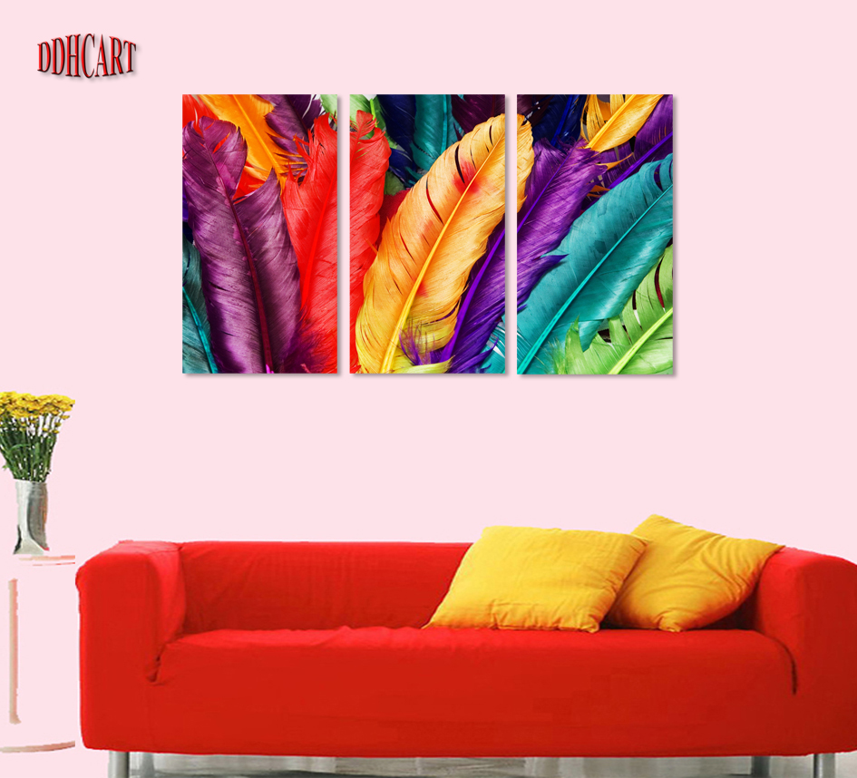 Online get cheap feather painting walls for Fresh look painting