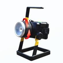 IP65 Waterproof 30W Outdoor Floodlights Rechargeable T6 LED Flood Light SpotLights Outdoor Camping Work Light Emergency