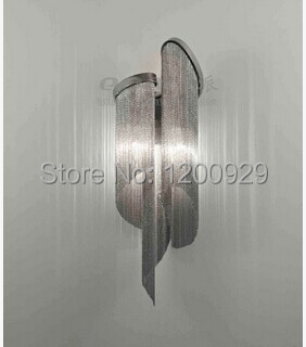 Free Shipping <font><b>Italian</b></font> Tassel Stream Wall Lamp Luxury Lighting for Living Room/Aisle High Quality <font><b>Home</b></font> <font><b>Decoration</b></font> WLL-147