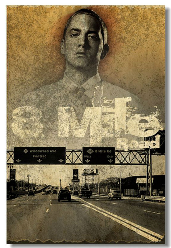 Slim shady poster reviews online shopping slim shady for Eminem wall mural