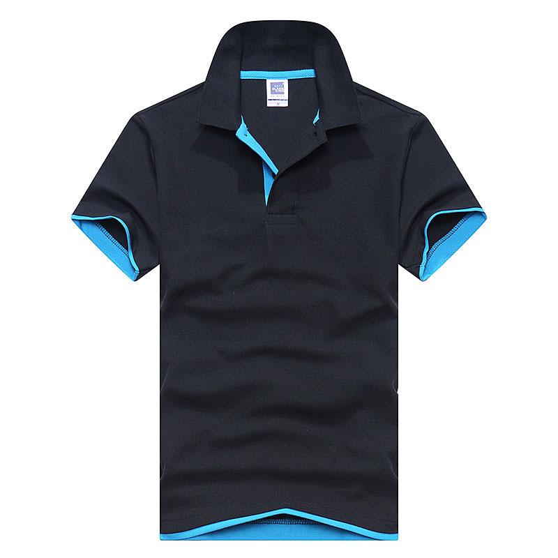 2015 New Brand Men's t-shirt Shirt For Men tshirt Men Cotton Short Sleeve Shirt Sports Jerseys Golf Tennis Plus Size 3XL(China (Mainland))