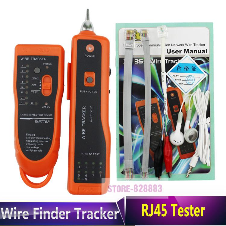 High Quality Telephone Network Phone Cable Wire Tracker Phone Generator Tester Diagnose Tone Networking Tools(China (Mainland))