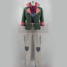 Mobile Suit Gundam Iron-Blooded Orphans Orga Itsuka Suit Set Cosplay Costume Custom Made Free Shipping