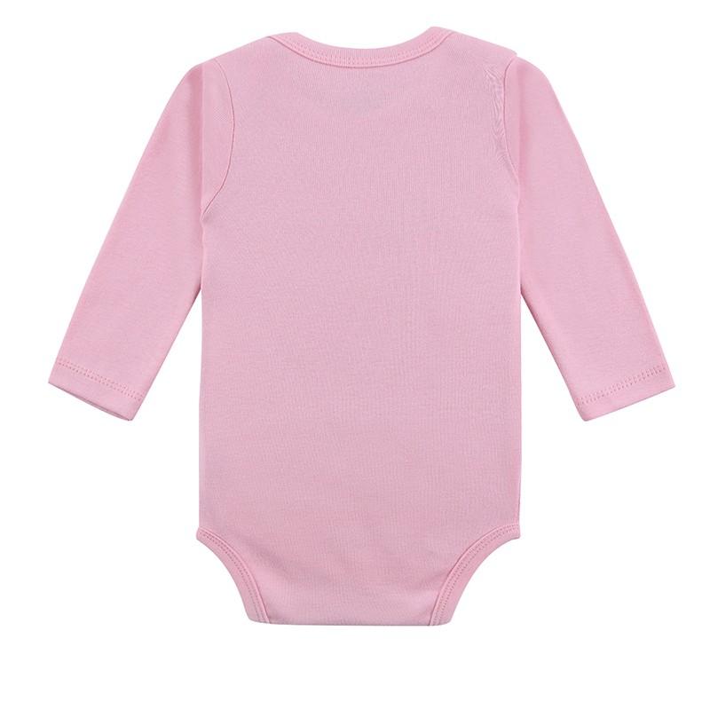 Mother Nest Baby Bodysuit 3 Pcslot Cotton Babies Newborn 100% Cotton Baby Body Long Sleeve Next Infant Boy Girl Climb Clothes (1)