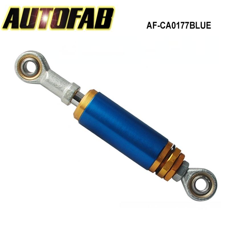 Autofab - заслонки двигателя скобка синий для HONDA 96 - 00 гражданская например EK DOHC 1.6 VTEC AF-CA0177BLUE