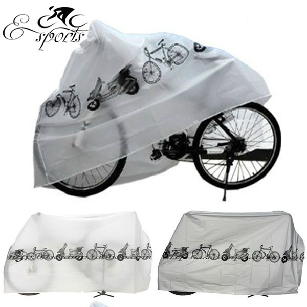 Dustproof Waterproof Bicycle Bike Cover Protecting All Weather Protector Durable Bike Rain Cover(China (Mainland))