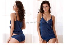 Camisole and Briefs Combination