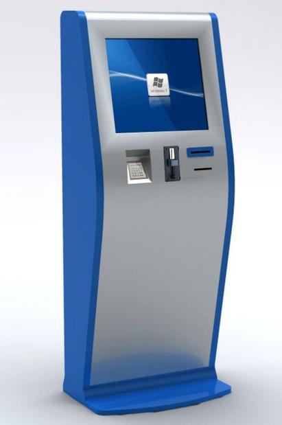 ATM payment kiosk,payment terminal, LCD touch terminal kiosk(China (Mainland))