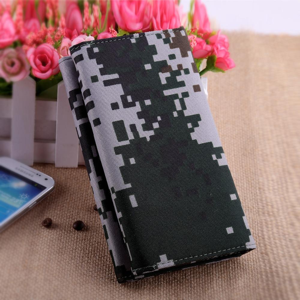 Portable 8000mAh Folding Solar Storage Power Bank - Camouflage(China (Mainland))