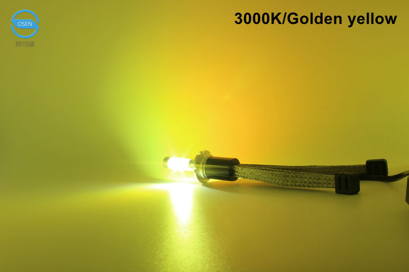 Ossen R4 D1S D2S D3S D4S LED Fog Lamps 30w 3600lm Headlight bulbs 3000k 4300k 6000k 8000k D1R D2R D3R D4R 9006 HB3 9005 H7