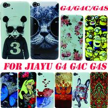 Приняты @ : бесплатная доставка 100% первоначально мягкие кремния JIAYU G4 G4C G4S задняя крышка / JIAYU G4S G4C G4 телефон чехол крышка