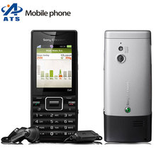 J10 Original Sony Ericsson Elm J10i2 Mobile Phone 5MPBluetooth 3G WIFI GPS Russian keyboard Support Free Shipping(China (Mainland))