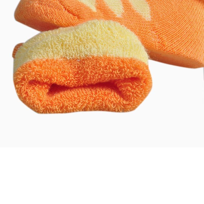 Хлопчатобумажные носки Baby Girl Носки малышей новорожденных покрытие Носки детские носки Boy Девушки Cute Bear теплые ботинки 0-12M младенческой носки оптом