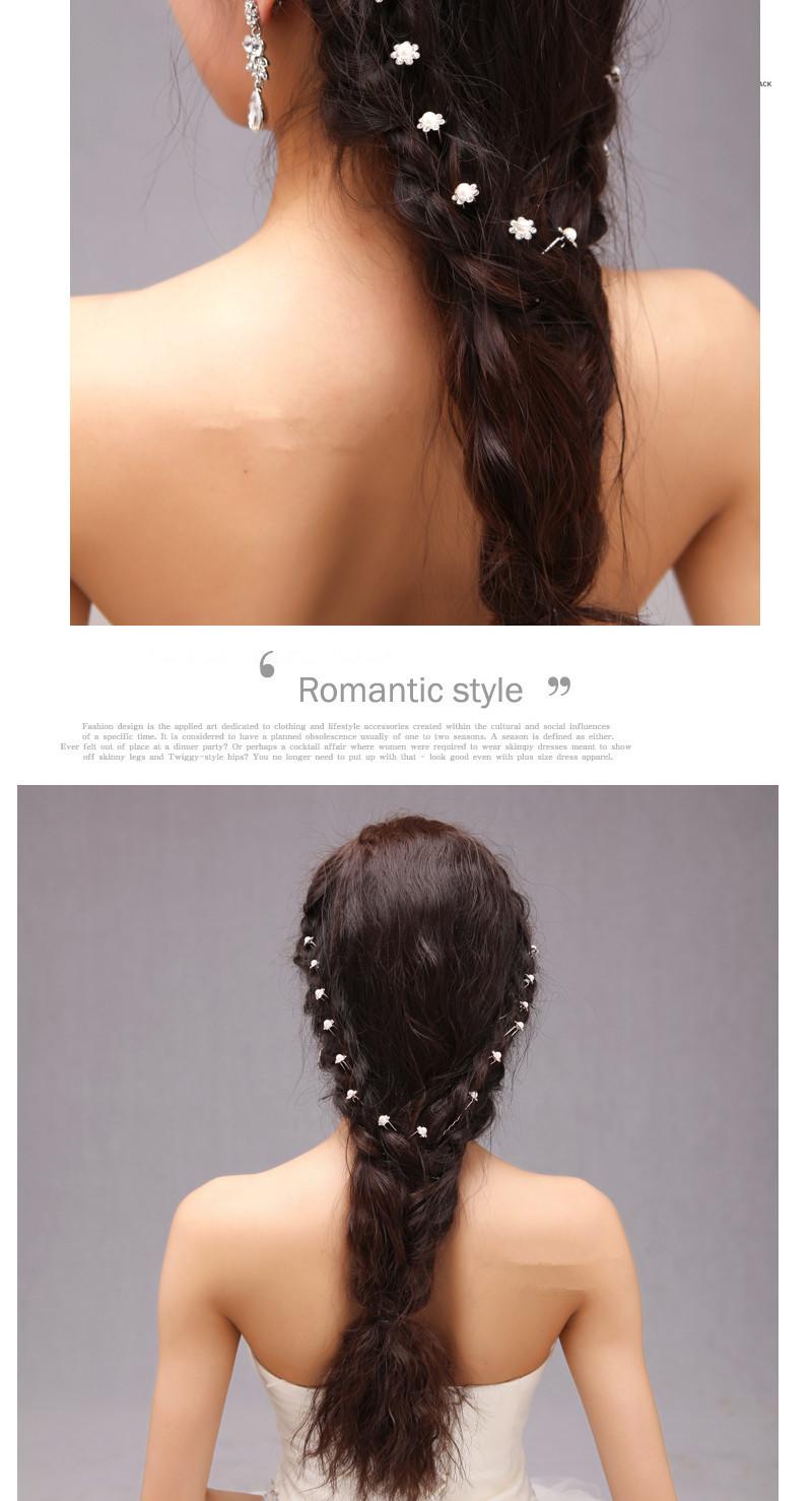 Типы заколок для волос
