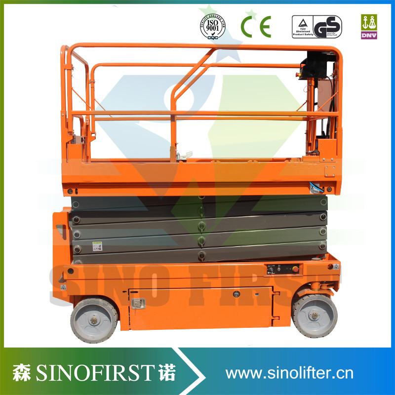 Mobile Working Platform Aerial working platform6m Self Propelled Table Lift Mechanism(China (Mainland))