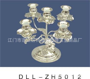 Professional supplier of metal crafts Iron Candle Holders(China (Mainland))