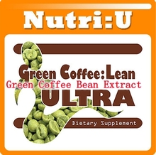 5 Packs 100% Pure Nature Green Coffee Bean Extract 500mg x 500Caps for weight loss