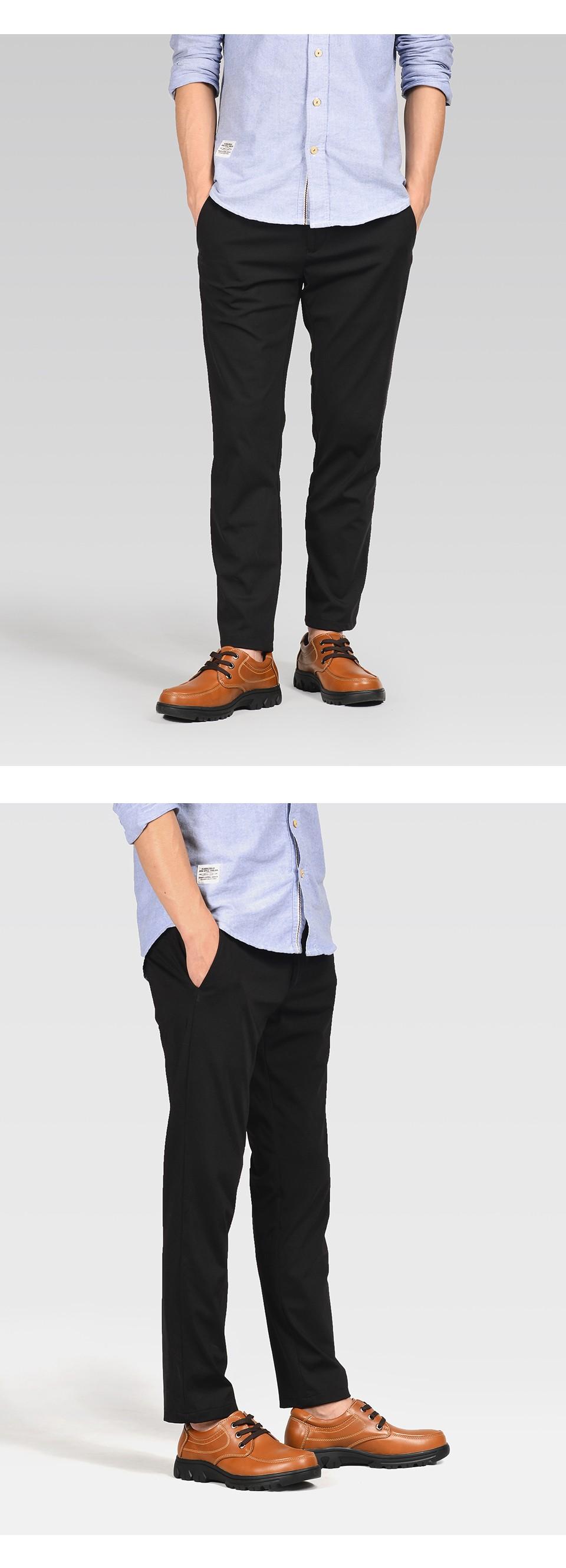 Boyutu 37 ~ 50 Erkek deri ayakkabı Inek Bölünmüş Erkekler Resmi Elbise Iş Düz Ayakkabı #5628