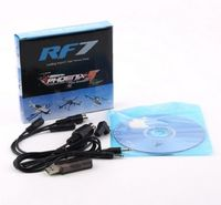 22 IN 1 RC USB FLIGHT SIMULATOR CABLE FOR REALFLIGHT G7 G6 G5 G4 G3.5