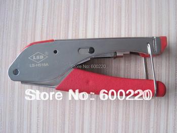 LS-H518A RG59 RG6 Compression Connector Crimping Tool