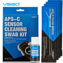 2014 Hot Sale Vacuum Package APS-C Frame Sensor Cleaning  Rod Kit  For Camera Cleaning Free Shipping