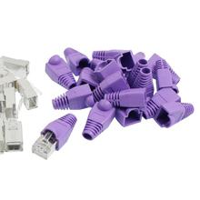 10 Pcs Wholesale Sourcingmap RJ45 Plug Lan Network Connector (Pack of 20)