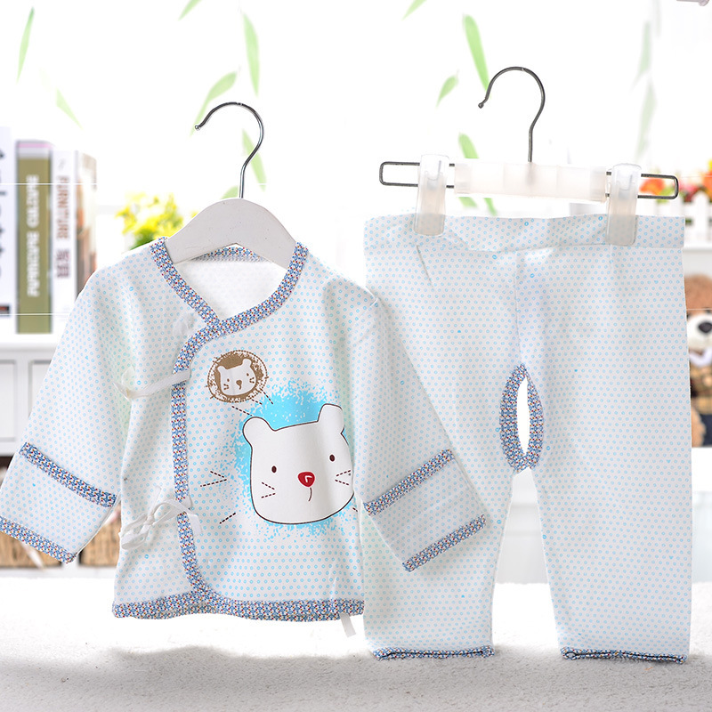 Two long-sleeve footed sleep-and-play suits in baby-soft cotton YXD Baby Girls 2-Pack Snug Fit Footed Pajamas % Cotton Blanket Sleeper Printing Kitty and Bow by YXD.