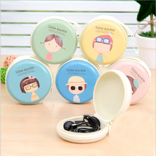 7*3cm Storage Bags Mini Girls Women Girl Bag Organizer For Coins Headset Small Accessory.