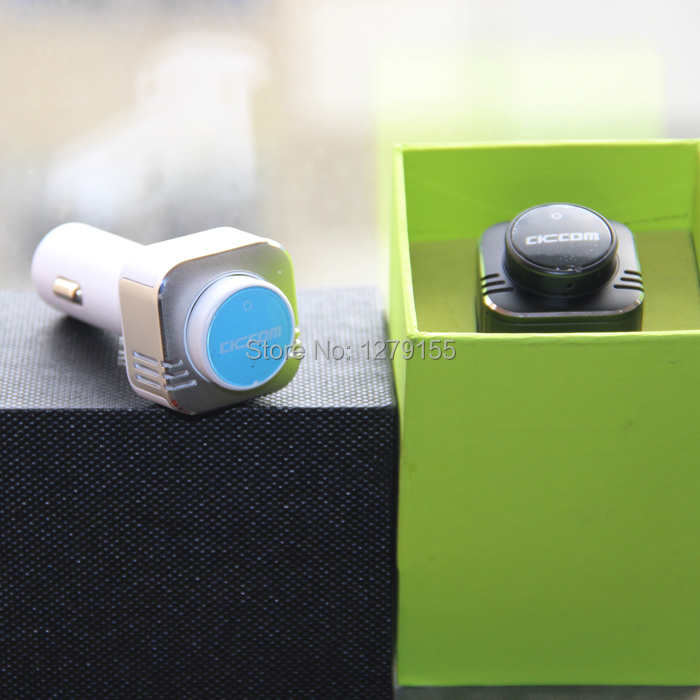 Hot Selling CKCOM Bluetooth Car Kit Hands Free Phone With Oxygen Bar And Insort Pollution Car Air(China (Mainland))