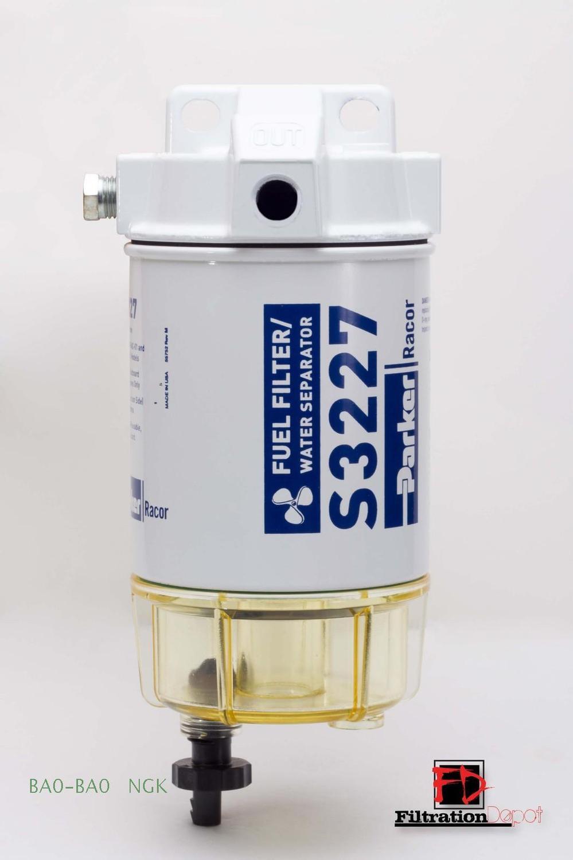 Buy racor s3227 vaporetto water separator for Water in motor oil