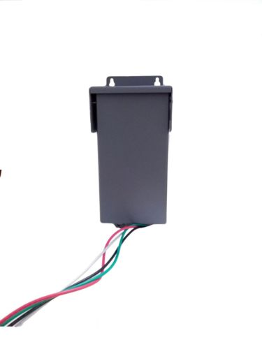 electricsaver residential electric saver electricity saving device power factor protect your home appliance(China (Mainland))