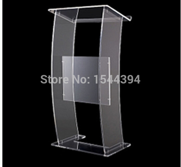 clear acrylic podiumclear acrylic furniture hot sell simple cheap acrylic lectern acrylic cheap acrylic furniture