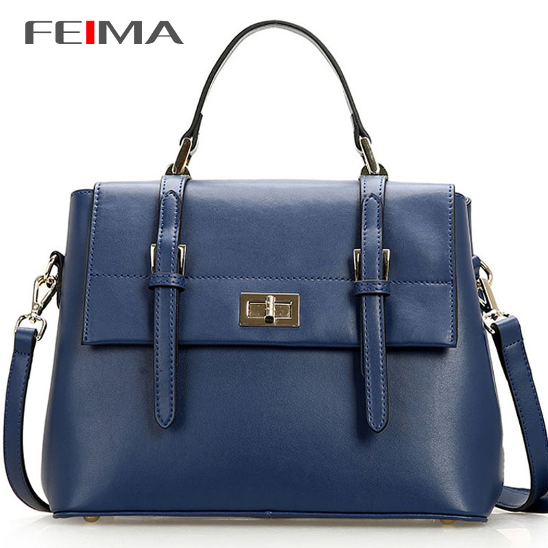 High quality cow leather bag new women handbag genuine leather bag bright fashion women messenger bag natural leather bolsas<br><br>Aliexpress