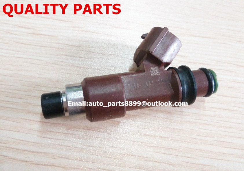 Original New Fuel Injector For Outback B9 Tribeca Legacy 2006-2009 3.0 OEM fuel injector 16611AA700, 16611-AA700(China (Mainland))