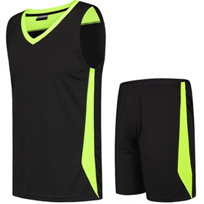 Youth basketball uniforms