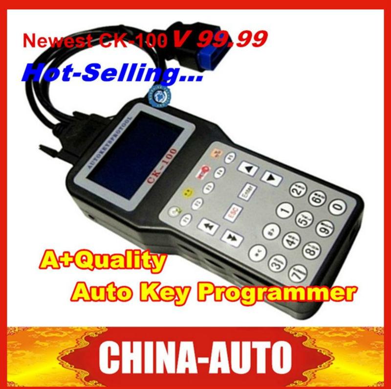2015 Best Selling CK100 Key Programmer V99.99 For Multi-Brand Cars CK-100 Auto Key Programmer CK 100 Key Maker (China (Mainland))