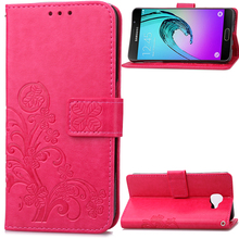 Buy Samsung Galaxy A5 2016 Case Leather Wallet A510 A510F Flip Case Samsung A5 2016 Card Holder Silicone Stand Phone Cover < for $3.69 in AliExpress store