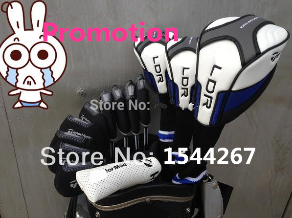 hot sale golf men set of lever complete golf set free shipping golf shaft graphite set at a loss golf club brand full club set(China (Mainland))