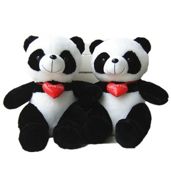 Giant panda doll Large plush toy Christmas girls birthday gift