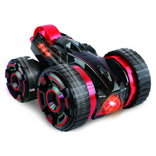 30KM / H high speed remote control car  6CH stunt sport utility vehicle (with LED light + rechargeable battery + charger)(China (Mainland))