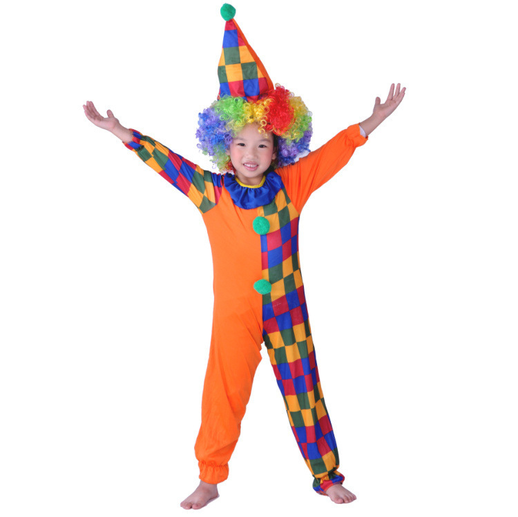 For Kids Fancy Dress Clown