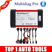Buy High TCS CDP 2015-R3 software Multidiag Pro Bluetooth& without bluetooth Cars Trucks+One set 8pieces car cables for $54.99 in AliExpress store