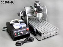 2015 New Hot 220V 230W CNC3020T-DJ Upgrade CNC3020 CNC Engraver Milling Drilling Machine(China (Mainland))