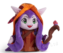Fairy Witch Lulu the Fae Sorceress Plush Figure Toy Stuffed Doll