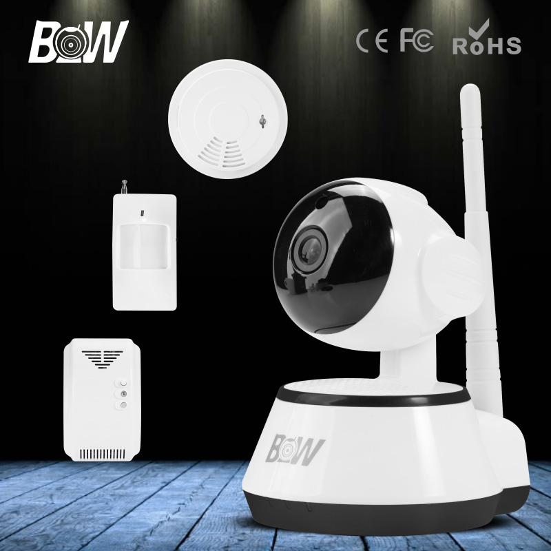 P2P 720P IP Camera Wifi Wireless Mini CCTV Camera Baby Monitor Security P/T Micro TF Card Surveillance Camera IOS & Android APP
