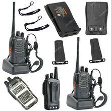2x baofeng bf-888s uhf 400-470mhz 5w 16ch Schinken zweiwegradio walkie/talkie ob0534(China (Mainland))